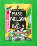 Miss Nelson Is Back PDF