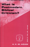 What is Postmodern Biblical Criticism  PDF