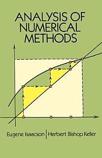 Analysis of Numerical Methods Book