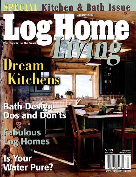 Log Home Living PDF
