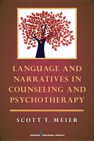 Language and Narratives in Counseling and Psychotherapy PDF