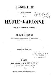 Géographie du département de la Haute-Garonne