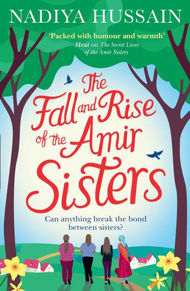 Download The Fall and Rise of the Amir Sisters Book