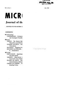 Micronesica