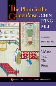 The Plum in the Golden Vase or  Chin P ing Mei  Volume Two Book