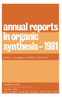 Annual Reports in Organic Synthesis     1981 PDF