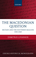 The Macedonian Question PDF