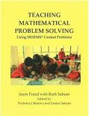 Teaching Mathematical Problem Solving