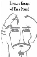 Literary Essays of Ezra Pound PDF