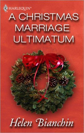 A Christmas Marriage Ultimatum