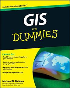GIS For Dummies PDF