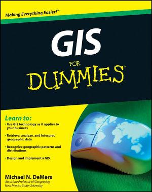 GIS For Dummies PDF