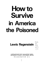 How to Survive in America the Poisoned