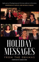Holiday Messages from the Obamas