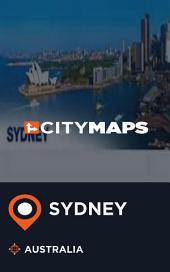 City Maps Sydney Australia