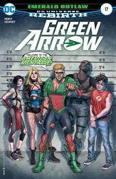 Green Arrow (2016-) #17