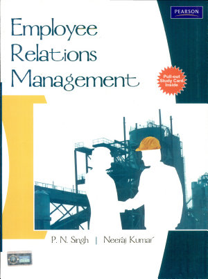 Employee Relations Management PDF