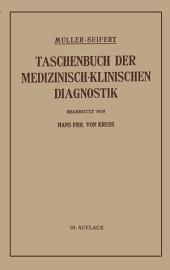 Taschenbuch der medizinisch-klinischen Diagnostik: Ausgabe 64