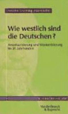 Wie westlich sind die Deutschen  PDF