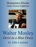 Walter Mosley   Devil in a Blue Dress  PDF