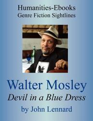 Walter Mosley Devil In A Blue Dress  Book PDF
