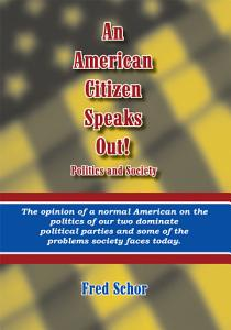 An American Speaks Out Book