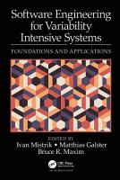 Software Engineering for Variability Intensive Systems PDF