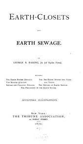 Earth-closets and Earth Sewage
