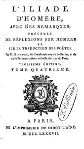 L'Iliade [et l'Odyssée]: Volume4
