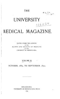 Univ  of Pennsylvania Medical Bulletin PDF