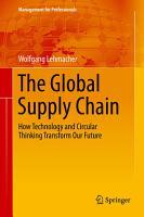 The Global Supply Chain PDF