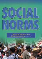 Social Norms PDF