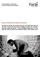 Hype or the Real Deal? The Big Data Conundrum