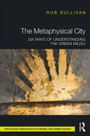 The Metaphysical City