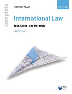 Complete International Law PDF