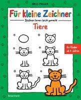 F  r kleine Zeichner   Tiere PDF