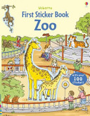 First Sticker Books