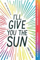 I ll Give You the Sun PDF