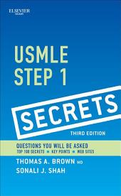 USMLE Step 1 Secrets: Edition 3
