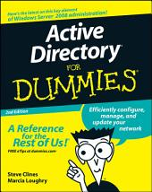 Active Directory For Dummies: Edition 2