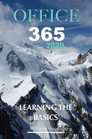 Microsoft 365 2020  Learning the Basics