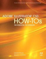 Adobe Illustrator CS3 How Tos PDF