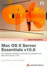 Mac OS X Server essentials v10 6 PDF