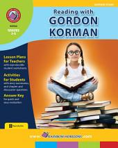 Reading with Gordon Korman (Author Study)