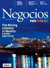 Negocios ProMéxico Febrero: The Mining Industry in México