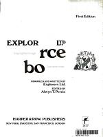The Explorers Ltd  Source Book PDF