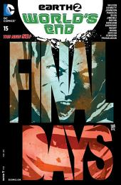 Earth 2: World's End (2014-) #15