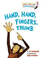 Hand, Hand, Fingers, Thumb