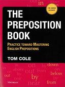 The Preposition Book PDF