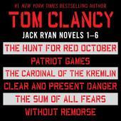 Tom Clancy's Jack Ryan: Books 1-6
